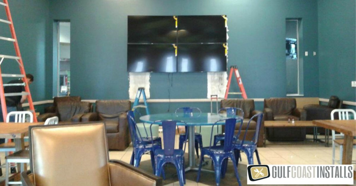 Video Wall Installation