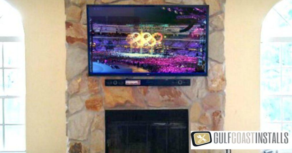 wall mounted tv setup company