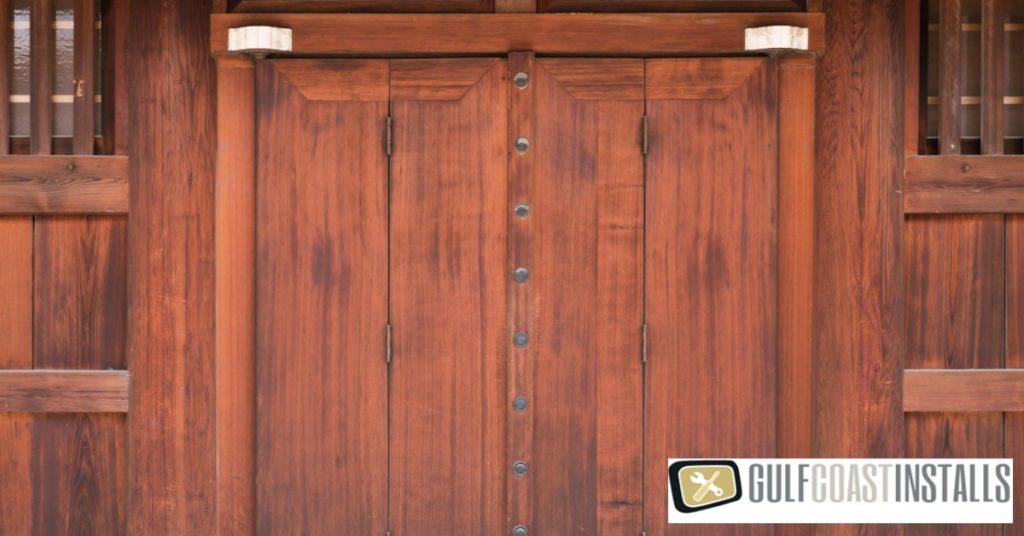 barn door installation naples