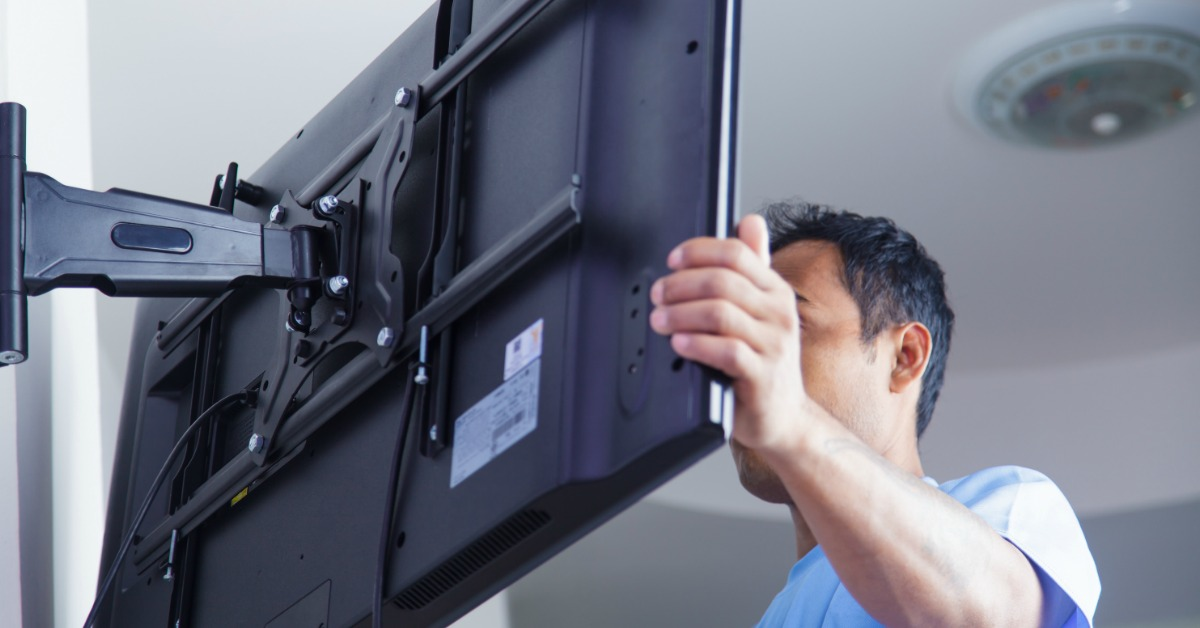 TV Mounting Bracket Installation and Why Hiring an Installer is a Must