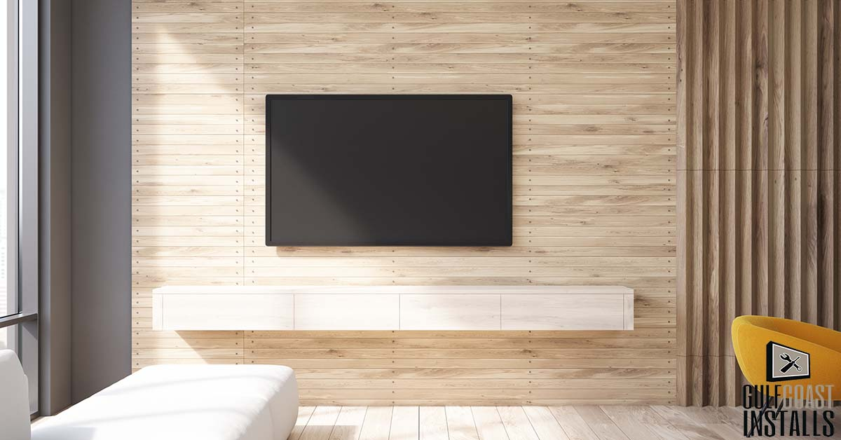 tv installation and mounting