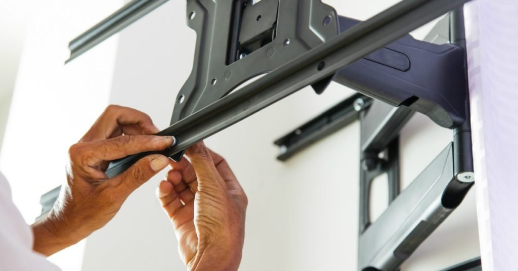 install tv wall mount