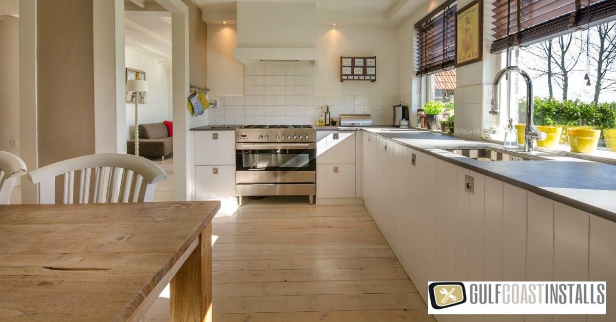 Gulf Coast Installation Tips For Kitchen Cabinet Installation