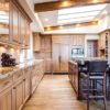 installation kitchen cabinets