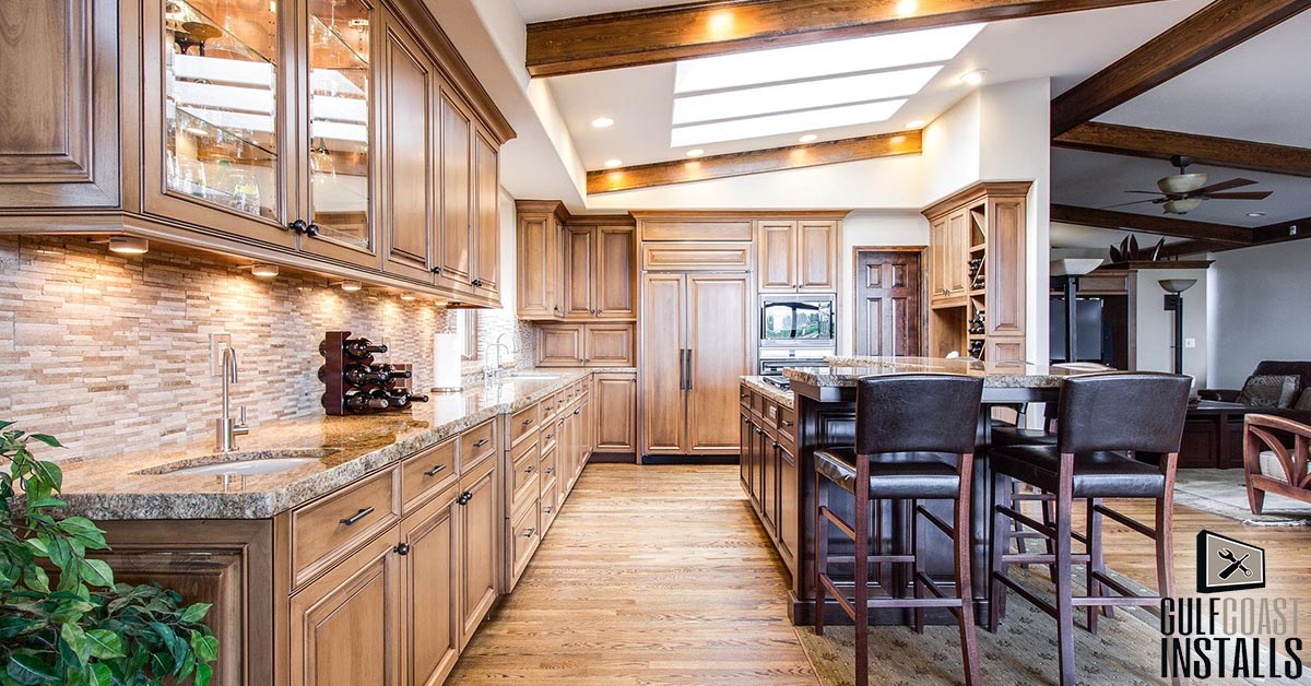 Installation: Kitchen Cabinets Don't Have to Be Difficult to Install!