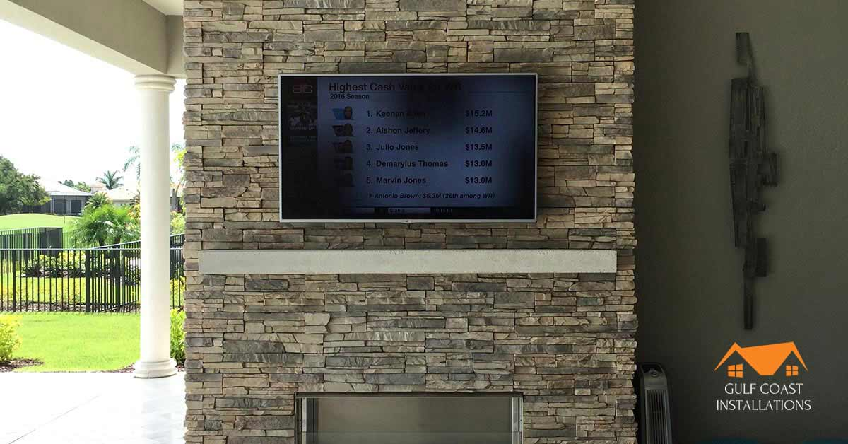 TV Wall Mount Mistakes