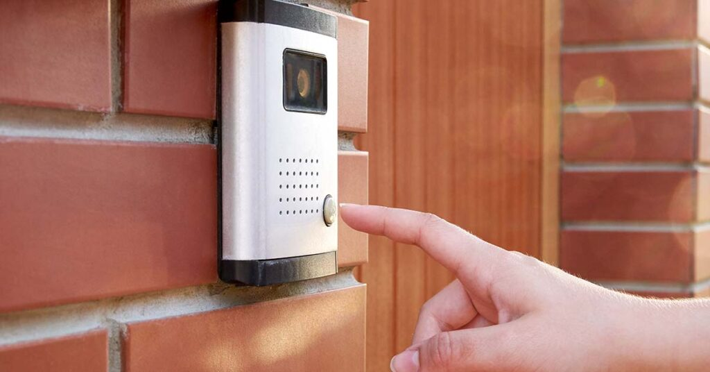 Installation of Ring Doorbell